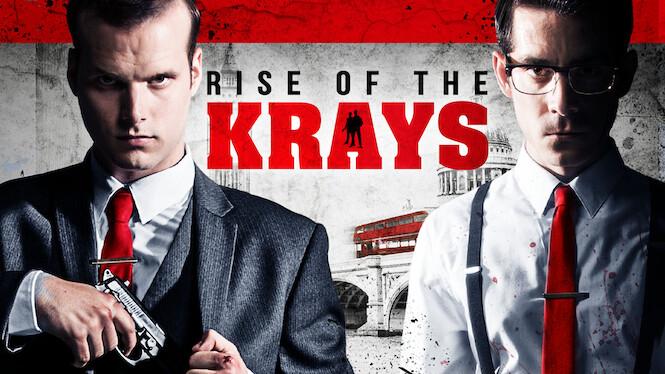 Rise of the Krays on Netflix UK